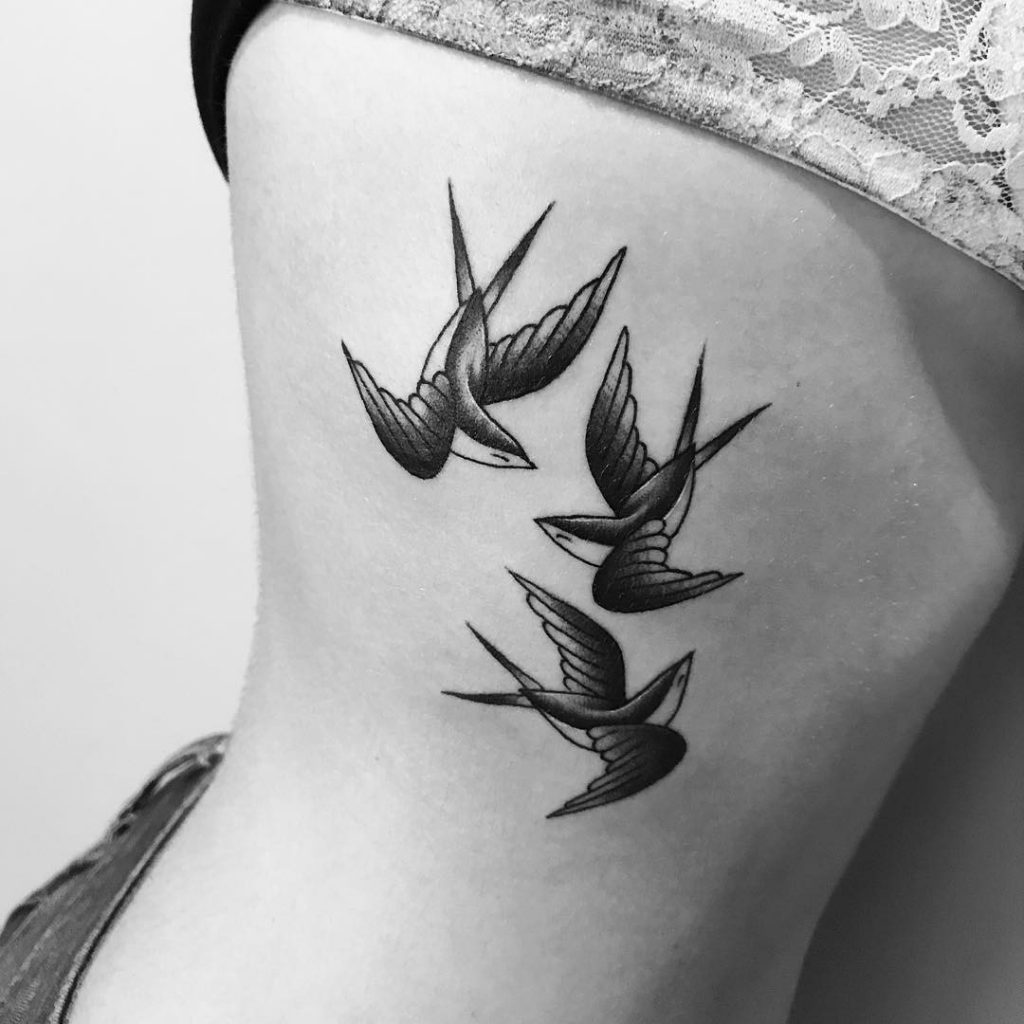 Tattoo Femminili Via Washington Milano